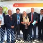 Acte de Presentació Women World Winner Barcelona al Open Banc Sabadell