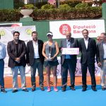 Oceane Dodin, campiona del 2n ITF Women World Winner