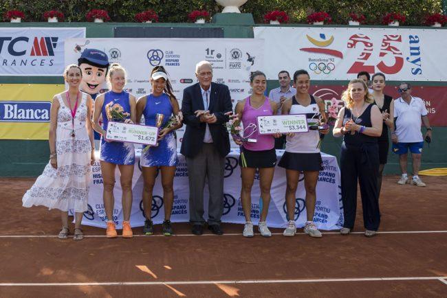 Soler-Espinosa i González, campiones de dobles