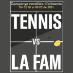 TENNIS VS LA FAM